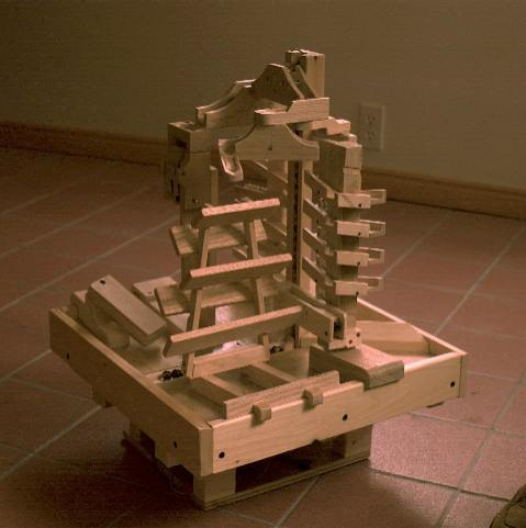 Marble Machine One